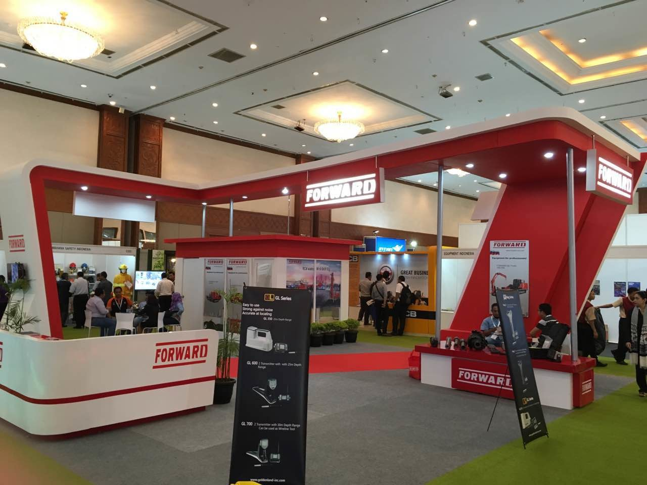 china latest news about 2016 HDD Exhibition Indonesia