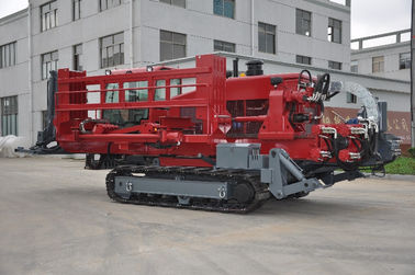 Trechless Horizontal Directional Drilling Machine 33T With Air Condition Cabin