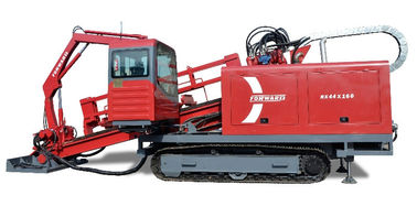 44T Horizontal Directional Drilling Rig With WEICHAI-STEYR Diesel Engine