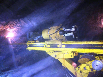 Professional Underground Diamond Core Drill Rigs With Drilling Depth 1000m
