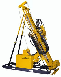 75KW Power High Performance UX1000 Underground Core Drill Rig  with NQ dirlling depth 760m