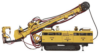 Rotary CBM Drilling Rig With Hydraulic Winch / Mud Pumps For Drilling Rigs