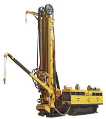 Small Trailer Mounted CBM Drilling Rig / Core Drill Rig For Exploration