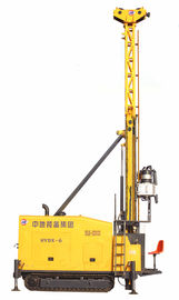 HYDX-6 Full Hydraulic Diamond Core Rig With 179KW Cummins Diesel Engine