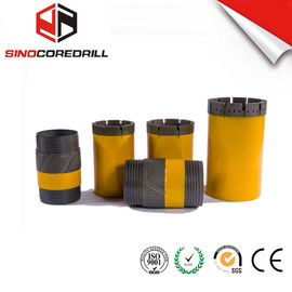 China Single Tube T2- 46 T2-76 T2 - 86 T2-101 Abrasive Hard Rock Used Diamond Drill Bits supplier