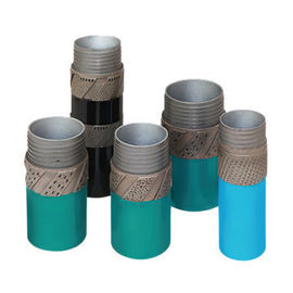 Core Drilling Tools / Diamond Reaming Shells , Surface Set Reamer