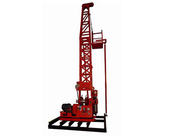 300m Spindle Core Drilling Rig With Tower GXY- 2T / GXY-2BT / GXY-2CT