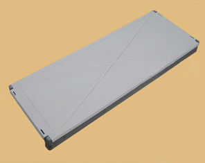 China 1070×385×10 Mm Plastic Wireline Core Barrel Cases Trays Cover / Box Lid supplier