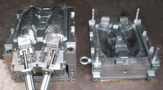 Custom injection molding plastic parts auto parts mould with Hardness of steel