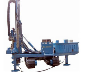Mulit - Function Core Drill Rig Hydraulic Anchor Drilling Rig High Efficiency