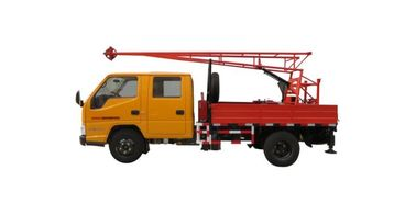 Truck Mounted Multi-Function Engineering Rig M50 50m SPT Drilling Construction