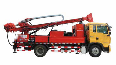 150m Civil Building Water Well M150 Truck-mounted Multi Function Engineering Drilling Machine