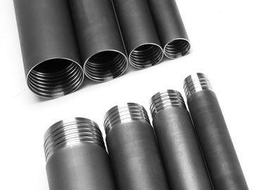 Heat Treated Wireline Drill Rod Seamless Steel Tube High Grade Steel Precision