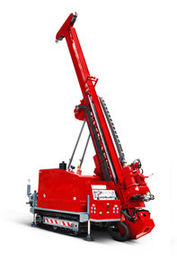 Easy Operation Mobile Crawler-Mounted Diamond Surface Full Hydraulic Core Drilling Rig