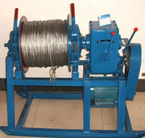 High Efficiency Slip Way Winch Marine Tool Liting Pulling Winch for Drilling
