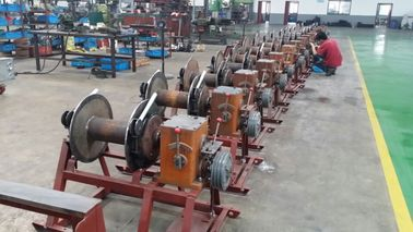 Electric Drill Rig Parts Diesel Driven Core Drilling Wireline Winch