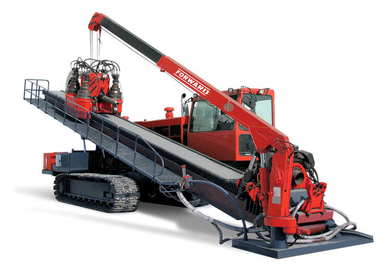 Self Propelled Hdd Horizontal Directional Drilling , 133 ...