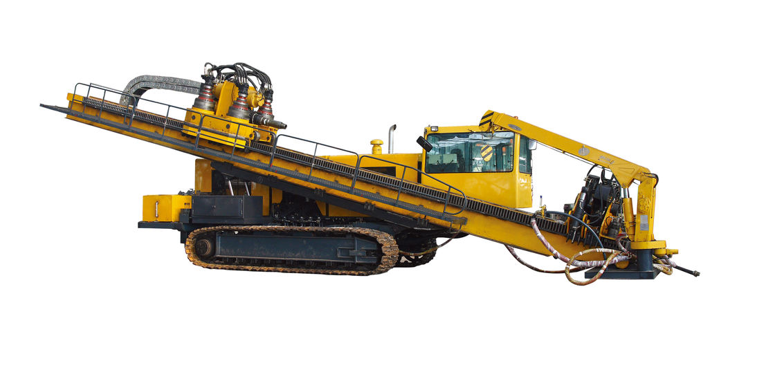 4500KN HDD Horizontal Directional Drilling Rigs FDP-450 ...