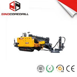 Thrust pullback force 180KN Horizontal Directional Drilling Rigs Max spindle torque 6000NM