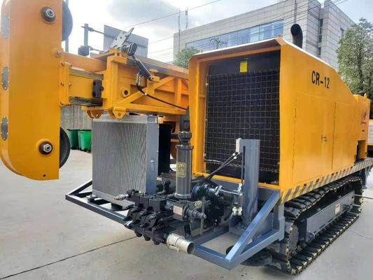 Fast Speed Full Hydraulic 154kw Core Drill Rig Cummins Diesel Engine Exploration Drilling Rig
