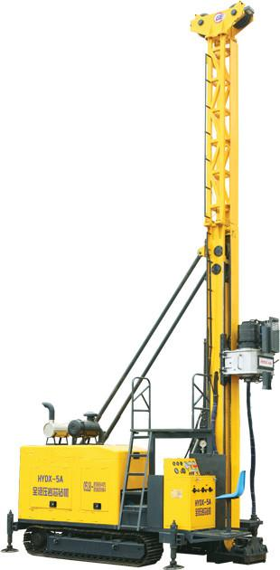 HYDX - 5A Full Hydraulic Core Drill Rig With Crawler Mountd NQ 1300m HQ 1000m