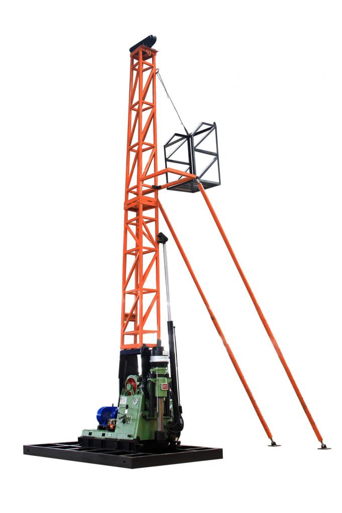 Spindle Type Core Drill Rig Diamond Core Drilling Rig Xy 4t